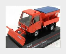 Multicar M25 Snownplough 1980 Spargisale E Spazzaneve IST MODELS 1:43 IST288R