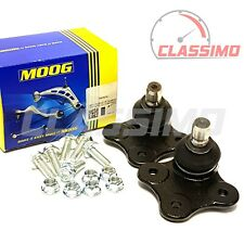 Moog Lower Ball Joint Pair for VAUXHALL CORSA D & E - all models - 2006 to 2019