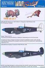 Kits World Decals 1/32 SUPERMARINE SPITFIRE Mk.VIII 79th Squadron RAAF Morotai