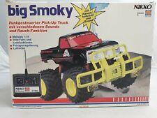1:14 Nikko Tronico Big Smoky Pick-Up Truck RC R/C Radio Control unbespielt Ovp