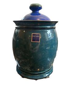 Denby Metz Storage Jar