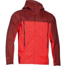 d126aaa88d32f Under Armour Storm Hurakan Gore-tex Shell Jacket Red 1271465 / Men's L
