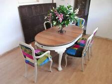 Mahogany Up to 8 Seats Table & Chair Sets