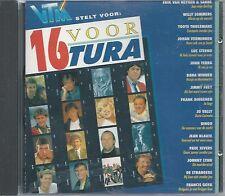 """Will Tura """" VTM stelt voor 16 voor Tura"""""""