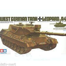Tamiya 1/35 35112 West German Leopard A4 Model Kit