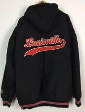 Mens Starter Jacket / XL / USA / Sports / Louisville Cardinals / Casual