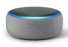 Brand New Amazon Echo Dot (3rd Gen) Smart speaker with Alexa grey