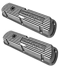New! Ford Falcon 289 Valve Covers Aluminum Pair powered by Ford