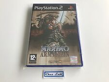 Maximo VS Army Of Zin - Sony PlayStation PS2 - FR - Neuf Sous Blister