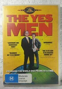 The Yes Men DVD Political Activists Documentary Comedy