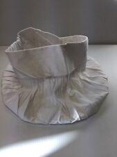 Chef Tall Hat, White, New, Bonchef, Restaurant Takeaway