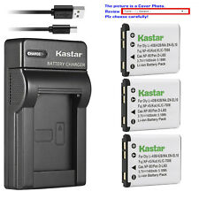 Kastar Battery Slim Charger for Kodak KLIC-7006 & Easyshare M883 Easyshare M5350