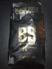 Black Rifle Coffee Company Beyond Black Coffee Dark Roast -Bean, 12 oz