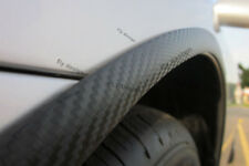 Per Smart Tuning Cerchi 2x Passaruota Parafango Listelli Distanziali Carbonio
