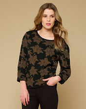 Monsoon Viscose 3/4 Sleeve Jumpers & Cardigans for Women