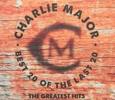 Charlie Major: Best 20 of the Last 20 2 CD Set (More CDs in my eBay Store)