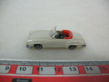 D620-0,5# Wiking H0/1:87 Modell MB Mercedes 190 SL Cabrio s.g. nr. 250