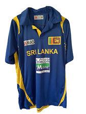 Mens Xxl Sri Lanka Cricket Jersey Replica