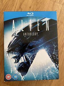 Alien Anthology - Alien Collection 1-4 / Erstauflage - DEUTSCH