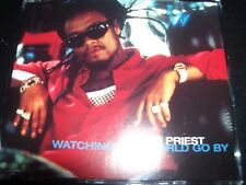 Maxi Priest Watching The World Go By Australian CD Single