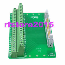 """IDC50 2x25 Pins 0.1"""" Male Header Breakout PCB Board 2 Row adapter Interface"""
