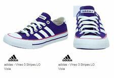 Sneakers ADIDAS VLNEO 3 Stripes N.39 UK 6 Buone condizioni