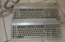 SIEMENS NIXDORF Tastatur Mechanical Keyboard BA80 BA 80 Clicky MX transparent