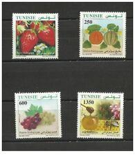 2012- Tunisia- Tunisie-  Organic Farming in Tunisia- Complete set 4v. MNH**