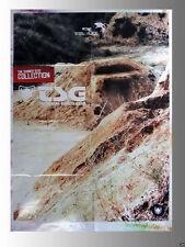 "2010 Amir Kabbani BMX Collectible Bike Poster 23"" x 33"""