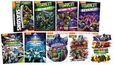Teenage Mutant Ninja Turtles Complete Reboot Series Seasons 1-5 DVD Set tmnt Box