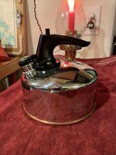 New listing Revere Ware Whistling Teapot Kettle 1 Qt Copper Bottom Paul Revere E00h