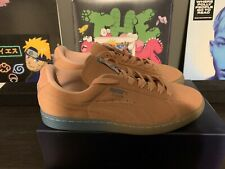 Puma Pink Dolphin Shoes Size 8.5