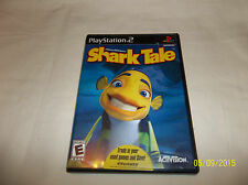 DreamWorks' Shark Tale (Sony PlayStation 2, 2004)