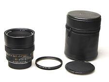 Leica Summilux-R 80mm F/1.4 E67 + Leica 13386 UVa