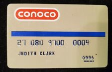 Conoco credit card exp 1996♡Free Shipping♡cc577
