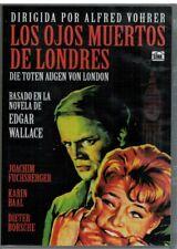 Los ojos muertos de Londres (DVD Nuevo)