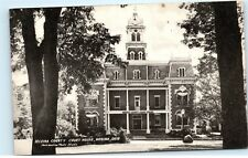 Medina County Courthouse Medina Ohio OH old Vintage Postcard B14