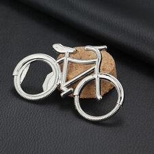 New Bicycle Model Bottle Opener Zinc Alloy Bike Key Buckle Creative Crafts Gift