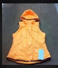 LULULEMON Glacier Vest Burning Yellow NWT 10
