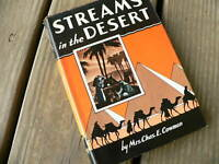 Streams in the Desert - Cowman Hardcover 1965