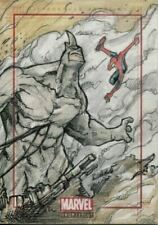 Marvel Bronze Age Sketch Card by Unknown Artist