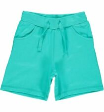 Maxomorra Patternless Trousers & Shorts (0-24 Months) for Boys