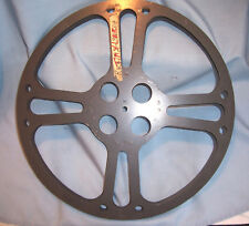 16MM 1600 13.75 Tayloreel Metal Motion Picture Film Movie Projector TakeUp Reel