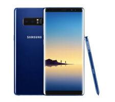 [in stock] New Samsung Galaxy Note 8 SM-N950 256GB Deep sea Blue - Unlocked
