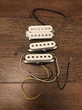 Fender Player Stratocaster Humbucker And Single Coil Pickups Parchment 2018