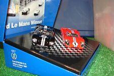 NSR Set 04 Ford GT40 LeMans Winners 1966 and 1967 Mclaren Amon Guerney Foyt  NIB