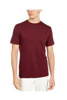 Michael Kors Men's Basic Crew Neck T-Shirt Cordovan Size XL item#CB95FXY20B