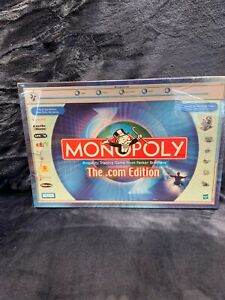 Monopoly The .Com Edition Board Game Brand NEW Sealed