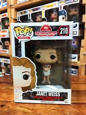 Pop Movies Rocky Horror Picture Show Janet Weiss 210 Funko Pop Vinyl