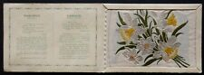 More details for narcissus daffodil kensitas wix postcard silk flowers